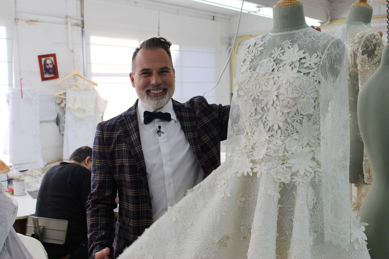 Hochzeitsprofi Froonck über Meghan Markles Hochzeitskleid